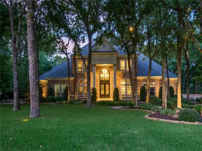 Flower Mound Single Family Home Active Option Contract: 2716 Gentle Drive