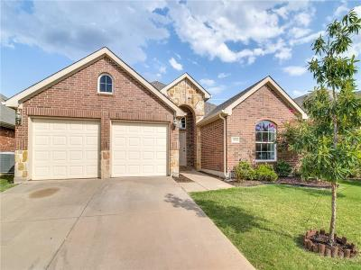 Little Elm Single Family Home Active Option Contract: 1109 Lone Pine Drive