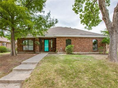 Mesquite Single Family Home For Sale: 901 Micarta Drive
