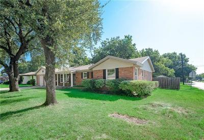 Richland Hills Single Family Home For Sale: 3800 Granada Drive