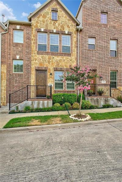 Carrollton Townhouse For Sale: 4252 Charles Road
