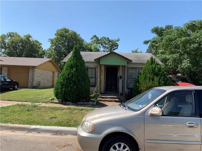 Tarrant County Multi Family Home For Sale