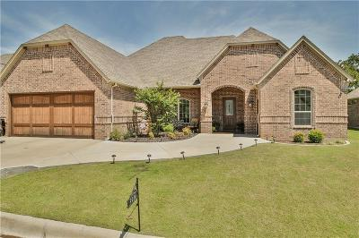Granbury Single Family Home For Sale: 5916 Pebble Beach Court