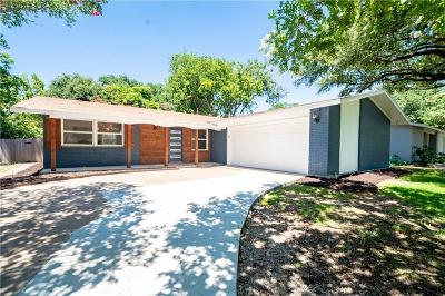 Single Family Home Active Option Contract: 3535 High Mesa Drive