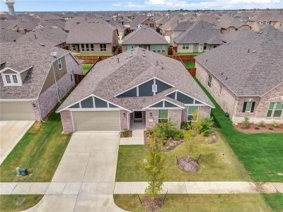 Aubrey Single Family Home For Sale: 1813 Drover Creek Road
