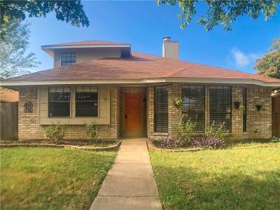 Mesquite Single Family Home For Sale: 1116 Paintbrush Street