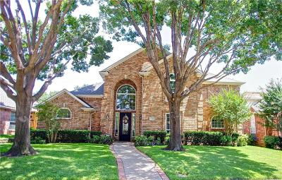 Carrollton Single Family Home For Sale: 3708 Poplar Court
