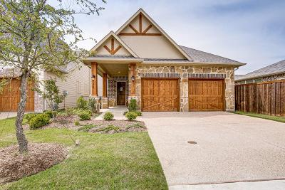Mckinney Single Family Home For Sale: 1425 Blessing Way