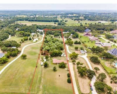 Denton County Farm & Ranch For Sale: 834 Frenchtown Road
