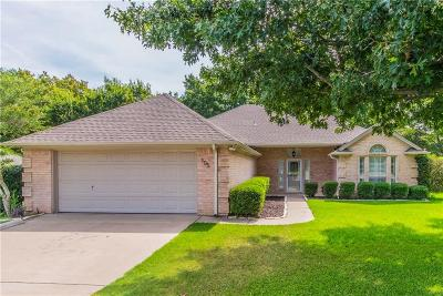 Weatherford Single Family Home For Sale: 105 King Arthur Court