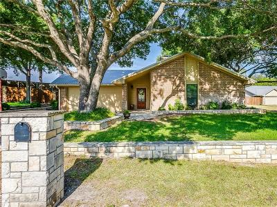 Weatherford Single Family Home Active Contingent: 303 Valley Trail Drive