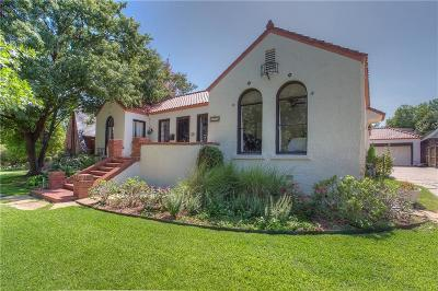 Fort Worth Single Family Home For Sale: 2428 Winton Terrace E