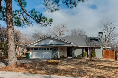 Lewisville Single Family Home For Sale: 825 Salem Trail