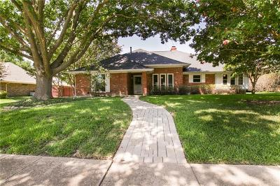 Plano Single Family Home For Sale: 3801 Knob Hill Drive