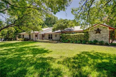Wylie Single Family Home For Sale: 2336 E Stone Road