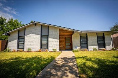 Dallas County Single Family Home For Sale: 8625 Baumgarten Drive