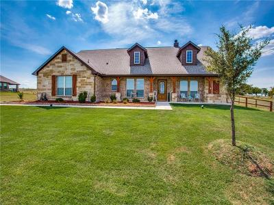 Archer County, Baylor County, Clay County, Jack County, Throckmorton County, Wichita County, Wise County Single Family Home For Sale: 128 County Road 4430