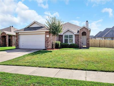 Wylie Single Family Home For Sale: 1117 Twin Lakes Drive