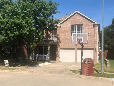 Euless Single Family Home For Sale: 2902 Peppercorn Drive