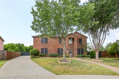 Frisco Single Family Home For Sale: 13479 Cottage Grove Drive
