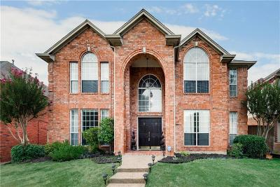 Carrollton Single Family Home For Sale: 1339 Jeanette Way