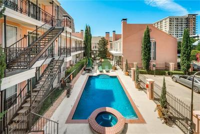 Dallas Condo For Sale: 3208 Cole Avenue #2304