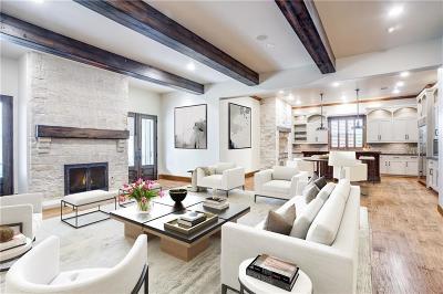 Dallas County Single Family Home For Sale: 5744 Caruth Boulevard