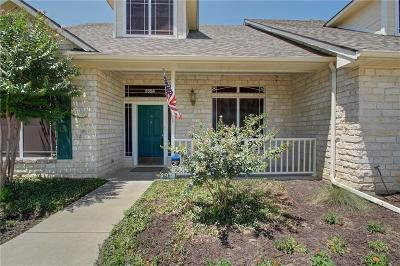 Johnson County Single Family Home For Sale: 3558 S Nolan River Road