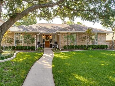 Dallas County Single Family Home For Sale: 7108 Claybrook Drive