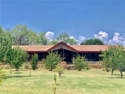 Breckenridge Single Family Home For Sale: 801 County Road 310