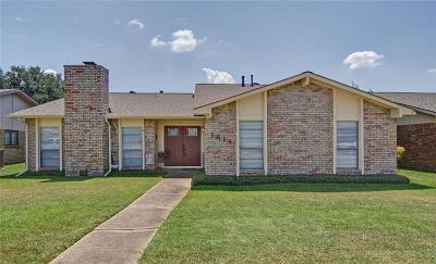 Dallas County, Denton County Single Family Home For Sale: 1814 Clear Creek Lane