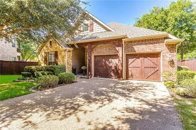 Fort Worth Single Family Home For Sale: 2500 Waters Edge Lane