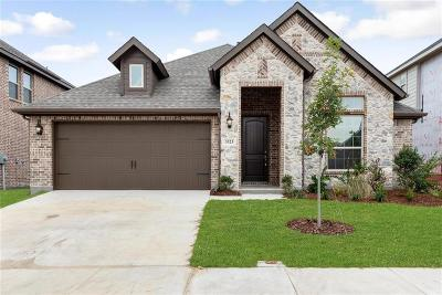 Melissa Single Family Home For Sale: 3323 Sequoia