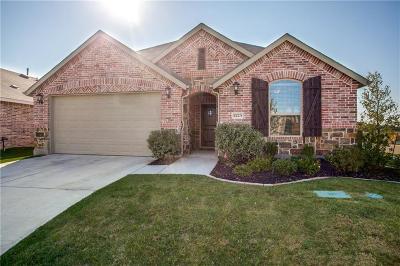 Little Elm Single Family Home For Sale: 1125 Snowbird Drive