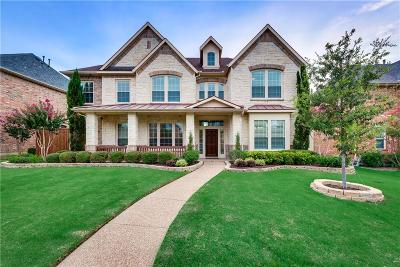 Denton County Single Family Home For Sale: 7040 Falling Water Lane