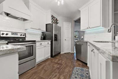 White Settlement Single Family Home Active Option Contract: 9205 Nathan Drive