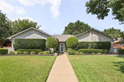 Richardson Single Family Home For Sale: 2505 Buttercup Drive
