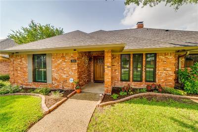 Richardson Single Family Home Active Contingent: 1506 Broadmoor Drive