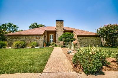 Dallas Single Family Home For Sale: 9402 Hilldale Drive