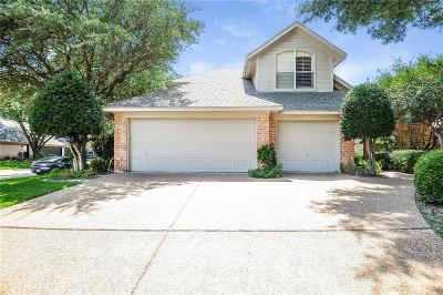 North Richland Hills Single Family Home For Sale: 6218 Skylark Circle