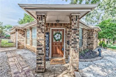 Euless Single Family Home For Sale: 516 E Ash Lane