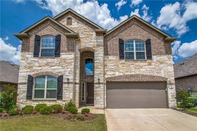 Prosper Single Family Home Active Kick Out: 16605 Dry Creek Boulevard