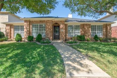 Collin County Single Family Home For Sale: 3824 Gardenia Lane