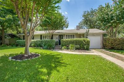 Single Family Home For Sale: 3910 Gaspar Drive