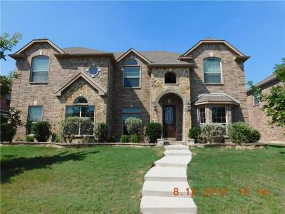 Frisco Single Family Home For Sale: 12426 Pleasant Grove Drive