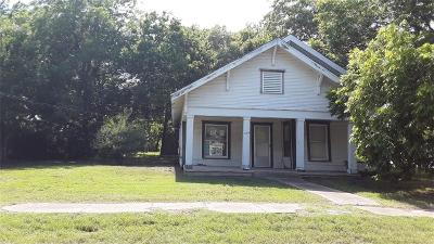 Wills Point Single Family Home For Sale: 327 N Wills Street