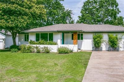 Single Family Home For Sale: 9735 Carnegie Drive