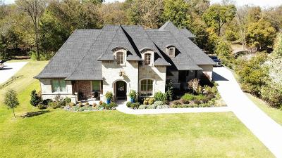 McKinney Single Family Home For Sale: 2301 Creek Canyon Lane