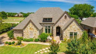 Grapevine Single Family Home For Sale: 3301 Alexandria Court