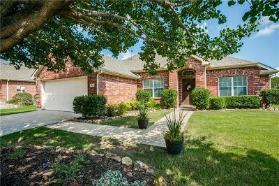 Wylie Single Family Home Active Option Contract: 3020 Lena Drive
